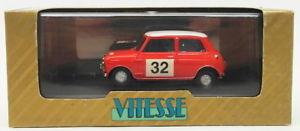 【送料無料】模型車 モデルカー スポーツカースケールオースティンモーリスミニクーパーラリーvitesse 143 scale vr10 austin morris mini cooper 32 1962 rac rally conversion