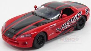 【送料無料】模型車 モデルカー スポーツカーダッジバイパー#レーシングモデル