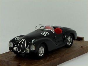 【送料無料】模型車 モデルカー スポーツカーフェラーリスポーツミッレミリアレース#brumm ferrari 815 sport auto avio costruzioni mille miglia 1940 r67 race 66