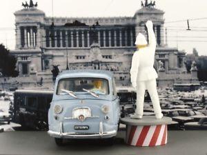 魅力の 【送料無料】模型車 モデルカー スポーツカーローマフィアットモデルjm 2121447 brumm bmas 52r fiat 600d multipla 1960 vigilant in rome 143 model, キタカタチョウ 54b004b0