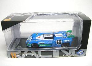 【送料無料】模型車 モデルカー スポーツカーmatra simca ms 670 15 1972