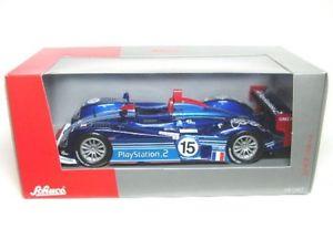 【送料無料】模型車 モデルカー スポーツカーダラーラルマンdallara no sp2 15 lemans 2002