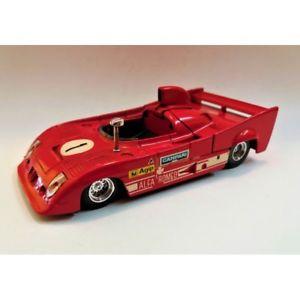 【送料無料】模型車 モデルカー スポーツカーアルファロメオスケールsolido n41 alfa romeo 33 tt 12 676 year 1976 scale 143 mc42544