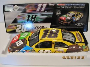 送料無料 模型車 モデルカー スポーツカーミリブラウンkyle busch 18 2012 mamp;ms ms brown0PNnXwk8O