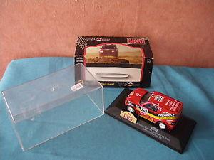 【送料無料】模型車 モデルカー スポーツカースキッドパジェロラリーパリダカール48 h skid speed mitsubishi pajero rally paris dakar 2001 205 winner 143