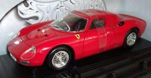 【送料無料】模型車 モデルカー スポーツカーホットホイールスケールフェラーリhot wheels 118 scale 23914 ferrari 250 lm red