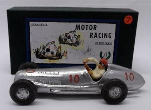 【送料無料】模型車 モデルカー スポーツカーモデルスケールメルセデスビンテージtw models 143 scale white meatal tw2 mercedes vintage f1 car