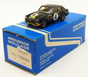 【送料無料】模型車 モデルカー スポーツカーエクスアンプロヴァンスムラージュスケールモデルカー#セブリングprovence moulage 143 scale model car 390 mgc gts 4 sebring