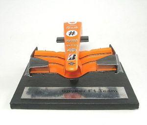 【送料無料】模型車 モデルカー スポーツカースパイカーノーズフォーミュラspyker f8vii nose nosecone formula 1 2007