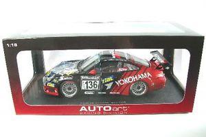 【送料無料】模型車 モデルカー スポーツカーポルシェporsche 911 gt3 rsr 136 nrnburgring 2005