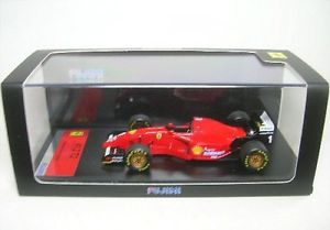 【送料無料】模型車 モデルカー スポーツカーフェラーリミハエルシューマッハテストferrari 412 t2 1 michael schumacher f1 test 1995