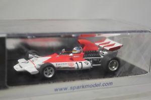 【送料無料】模型車 モデルカー スポーツカースパーク#モナコspark 143 brm p160b 17 winner monaco gp 1972