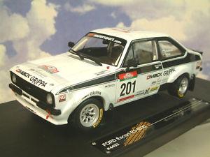【送料無料】模型車 モデルカー スポーツカーサンスターフォードエスコート#ラリーデポルトガルリバイバル#sunstar 118 ford escort rs1800 201 winner rally de portugal revival 2010 4493
