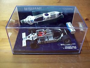 人気を誇る 【送料無料】模型車 モデルカー スポーツカーウィリアムズカルロスボディロイテマン143 williams fw07b 1980 carlos reutemann with lift bodywork, NANIWAYA 3be1c2e4