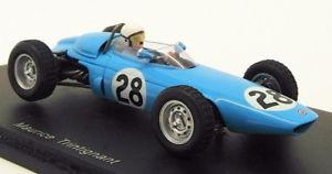 【送料無料】模型車 モデルカー スポーツカースパークスケールモデルカーフランスグランプリトランティニャンspark 143 scale model car s1627 brm p57 french gp 1964 mtrintignant