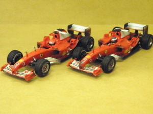 【送料無料】模型車 モデルカー スポーツカーフェラーリコンストタハンガロリンクホットホイール143 ferrari constructor set hungaroring 15082004 hot wheels b6223