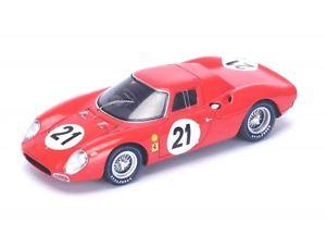 【送料無料】模型車 モデルカー スポーツカーフェラーリルマングレゴリーリントferrari 250 lm 21 lemans winner 1965 m gregory j rindt