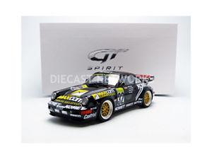 【送料無料】模型車 モデルカー スポーツカーグアテマラポルシェニュルブルクリンクgt spirit 118 porsche 911 964 rsr 24 heures du nurburgring 1993 zm061