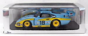 【送料無料】模型車 モデルカー スポーツカースパークスケールポルシェ#デイトナspark 143 scale resin s1928 porsche 935 jlp3 18 winner 24 hr daytona 1982