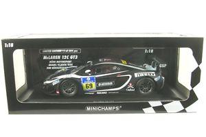 【送料無料】模型車 モデルカー スポーツカーマクラーレングアテマラモータースポーツアダムスmclaren 12c gt3 69 drr motorsport 24h nrnburgring 2013 adams kamdar kox