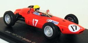 【送料無料】模型車 モデルカー スポーツカースパークスケールモデルカー#グランプリトニーspark 143 scale model car s1666 brm p57 17 british gp 1964 tony maggs