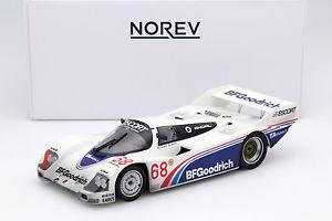 【送料無料】模型車 モデルカー スポーツカーポルシェ#リバーサイドモートンダーティバージョンporsche 962 imsa 68 winner riverside 1985 halsmer, morton dirty version 118 no