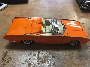 【送料無料】模型車 モデルカー スポーツカーダンベリーミントフォードサンダーバードスポーツロードスターdanbury mint 1962 ford thunderbird sports roadster
