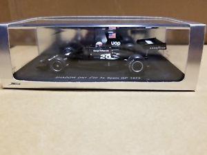 【送料無料】模型車 モデルカー スポーツカースパークシャドウ#スペイングランプリspark s1681 shadow dn1 20 spain gp 1973 143