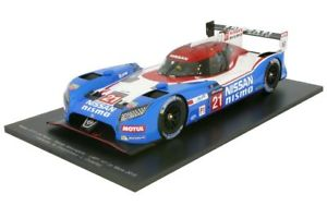 【送料無料】模型車 モデルカー スポーツカーニスモルマンモータースポーツnissan gtr lm nismo 24h le mans 2015 nissan motorsports 118 spark 18s189