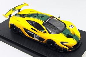 【送料無料】模型車 モデルカー スポーツカーリアルタイムスケールマクラーレンジュネーブモーターショーalmost real 143 scale 440102 mclaren p1 gtr geneva inl motor show 2015