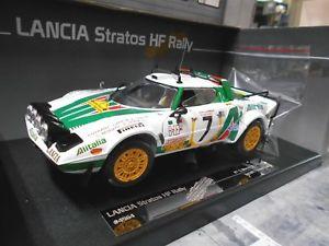 【送料無料】模型車 モデルカー スポーツカーサンスターランチアラリーサファリラリーアートsun star 118 lancia stratos hf rally 1977 safari rally art 4564