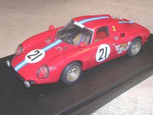 【送料無料】模型車 モデルカー スポーツカーフェラーリデイトナモデルferrari 275 lm nart 24 h daytona 1970 chinetti mg model 143