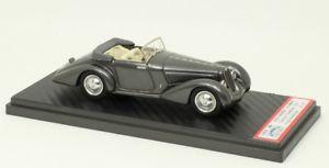 【送料無料】模型車 モデルカー スポーツカーアルファロメオカブリオレalfa romeo 8c 2900 b cabriolet pininfarina 1937
