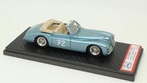 【送料無料】模型車 モデルカー スポーツカーアルファロメオカブリオレピニンファリーナカップエーデルワイスalfa romeo 6c 2500 s cabriolet pininfarina cup edelweiss 1949