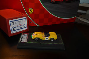 【送料無料】模型車 モデルカー スポーツカーフェラーリミtecnomodel 143 ferrari 250 tr 1958 cod tmi24au car n 44