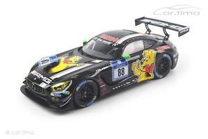 【送料無料】模型車 モデルカー スポーツカーメルセデスニュルブルクリンクアーノルドmercedesamg gt3 24h nrburgring 2016alzenarnoldgtzprizenor