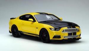 【送料無料】模型車 モデルカー スポーツカーフォードマスタングエディションアメリカshelby gt ford mustang 2015 yellow yellow gt spirit gtus 002 edition usa