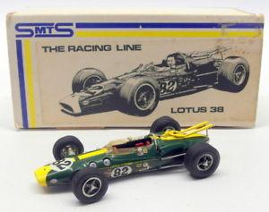 【送料無料】模型車 モデルカー スポーツカースケールモデルカーロータスジムクラークsmts 143 scale model car rl10 f1 lotus 38 jim clark