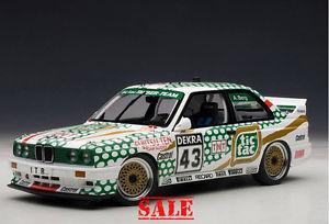 【送料無料】模型車 モデルカー スポーツカーautoart 89147 bmw m3 dtm 1991