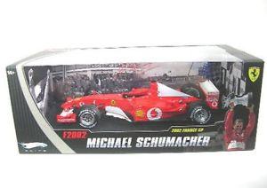 【送料無料】模型車 モデルカー スポーツカーフェラーリシューマッハフランスグランプリferrari f 2002 1 mschumacher france gp 2002