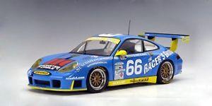 【送料無料】模型車 モデルカー スポーツカーポルシェグアテマラデイトナクラス#porsche 911 996 gt3 r daytona 24h 2002 gt class win 66 bernhard autoart 118