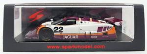 【送料無料】模型車 モデルカー スポーツカースパークモデルスケールジャガー#ルマンspark models 143 scale s4716 jaguar xjr9 22 4th le mans 1988
