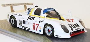 【送料無料】模型車 モデルカー スポーツカースケールモデルカーマツダ#bizarre 143 scale resin model car bz107 mazda 727c 87 lm 1984 15th