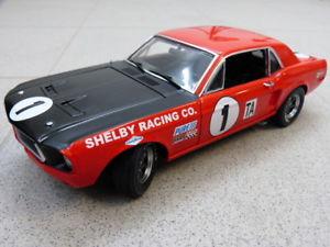 【送料無料】模型車 モデルカー スポーツカーフォードマスタングシェルビー#ジェリーデイトナカーモデルford mustang shelby gt350 1 jerry titus daytona 24h 1968 acme car model