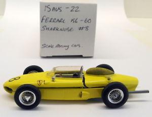 【送料無料】模型車 モデルカー スポーツカースケールキットフェラーリ#src 143 scale built kit 15aug22 ferrari 15660 sharknose 8