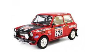 【送料無料】模型車 モデルカー スポーツカーアバルトラリーイル#autobianchi a112 abarth rally il ciocco 1978 228 tognana jol laudoracing 118