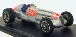【送料無料】模型車 モデルカー スポーツカースパークスケールメルセデスベンツツインリアホイール#spark 143 scale s1031 mercedes benz w125 twin rear wheels 128