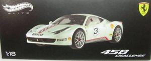 【送料無料】模型車 モデルカー スポーツカーフェラーリイタリアferrari 458 italia challenge 3
