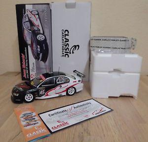 【送料無料】模型車 モデルカー スポーツカーホールデンコモドールアヴィジェイソンリチャーズチームダイナミクス118 cc holden commodore vy 2003 jason richards team dynamics mib rare boxed