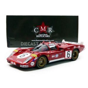 【送料無料】模型車 モデルカー スポーツカーフェラーリロングテールリタイアジョイントferrari 512 s long tail n6 dnf lm 1970 i jointsn vaccarella 118 car v